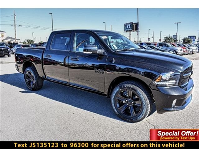 2018 Ram 1500 Crew Cab 4x4, Pickup #JS135123 - photo 1