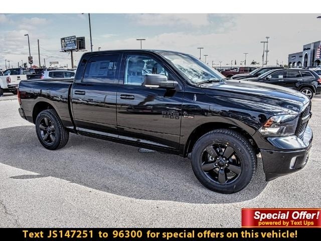 2018 Ram 1500 Crew Cab Pickup #JS147251 - photo 1