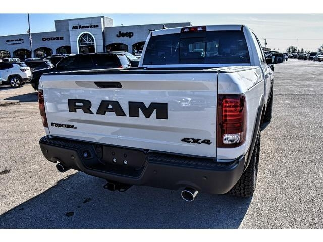 2018 Ram 1500 Crew Cab 4x4 Pickup #JS159315 - photo 11