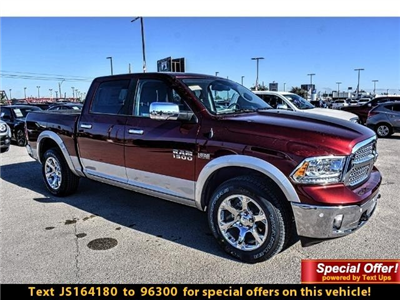 2018 Ram 1500 Crew Cab 4x4 Pickup #JS164180 - photo 3