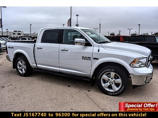 2018 Ram 1500 Crew Cab 4x4, Pickup #JS167740 - photo 25