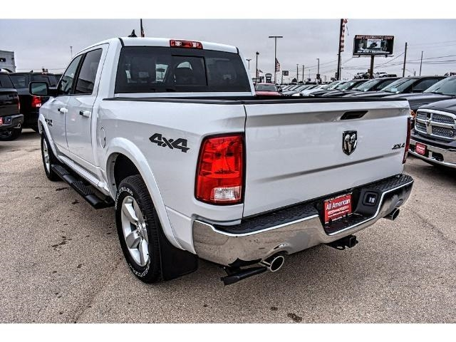 2018 Ram 1500 Crew Cab 4x4, Pickup #JS167740 - photo 8