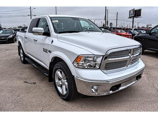 2018 Ram 1500 Crew Cab 4x4 Pickup #JS167741 - photo 6
