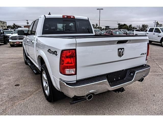 2018 Ram 1500 Crew Cab 4x4 Pickup #JS167741 - photo 9