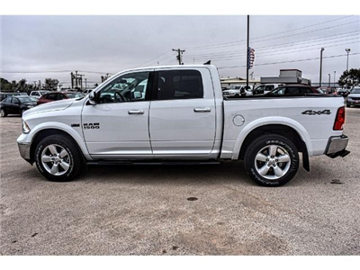 2018 Ram 1500 Crew Cab 4x4 Pickup #JS167741 - photo 8