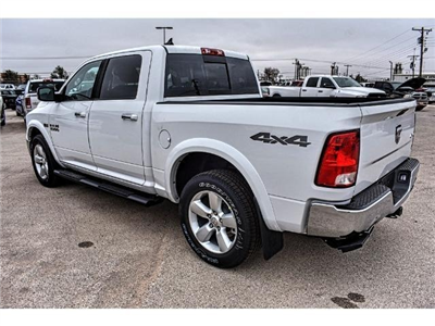 2018 Ram 1500 Crew Cab 4x4 Pickup #JS167741 - photo 2