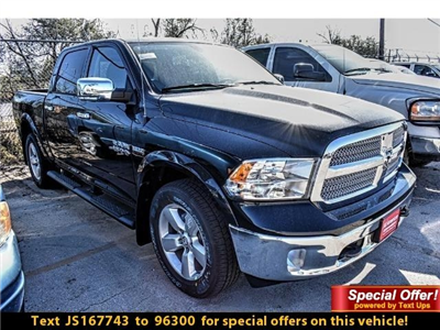 2018 Ram 1500 Crew Cab 4x4 Pickup #JS167743 - photo 1