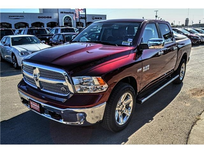 2018 Ram 1500 Crew Cab 4x4 Pickup #JS172970 - photo 5