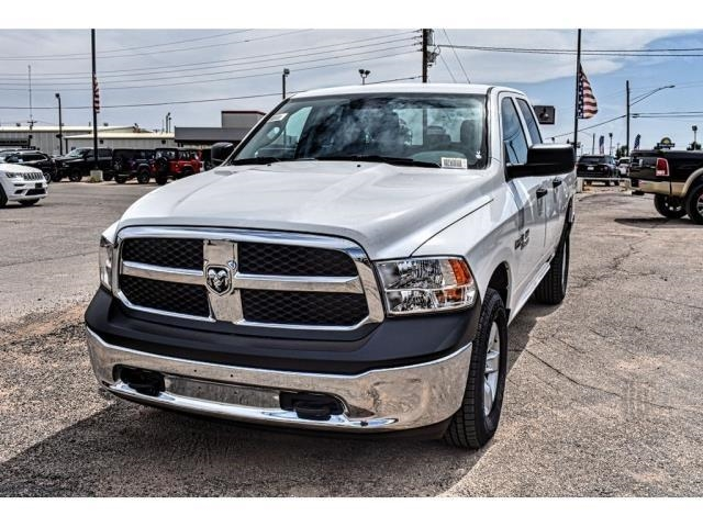 2018 Ram 1500 Quad Cab 4x4,  Pickup #JS307827 - photo 5