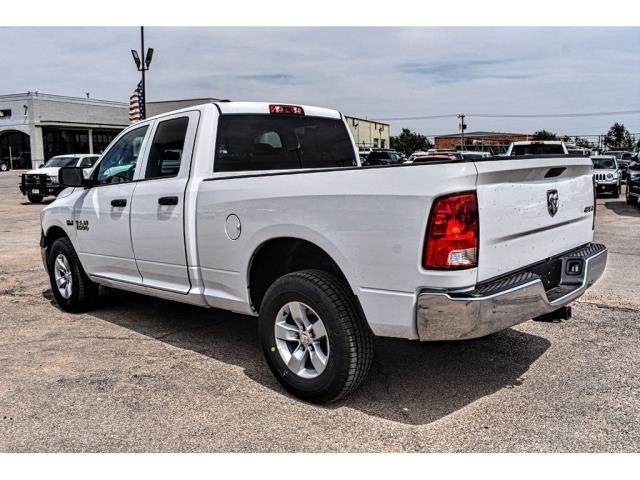 2018 Ram 1500 Quad Cab 4x4,  Pickup #JS307827 - photo 8