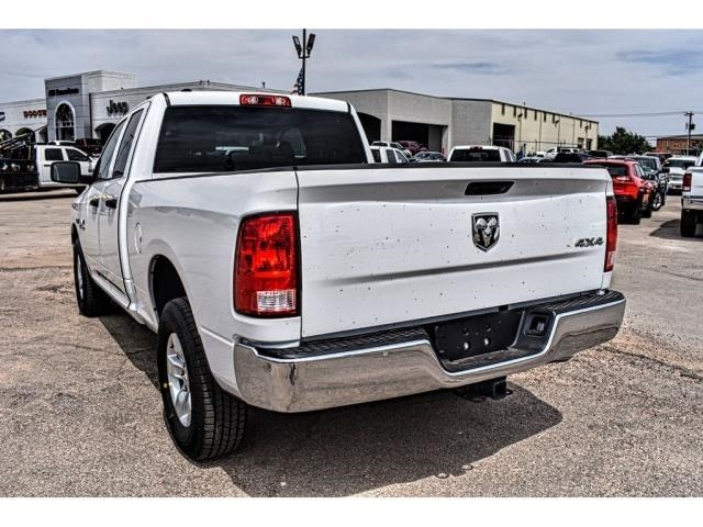 2018 Ram 1500 Quad Cab 4x4,  Pickup #JS307827 - photo 9