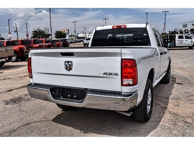 2018 Ram 1500 Quad Cab 4x4,  Pickup #JS307827 - photo 11