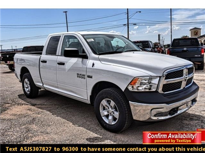 2018 Ram 1500 Quad Cab 4x4,  Pickup #JS307827 - photo 1