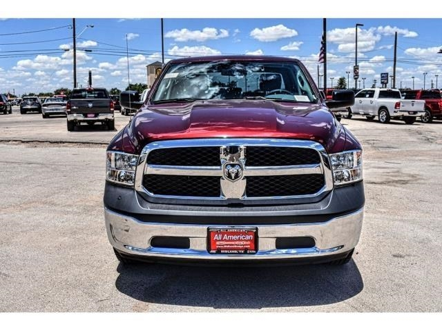 2018 Ram 1500 Quad Cab 4x4,  Pickup #JS307875 - photo 4