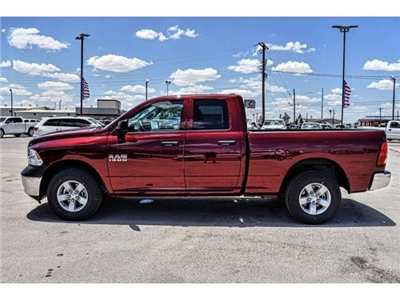 2018 Ram 1500 Quad Cab 4x4,  Pickup #JS307875 - photo 7