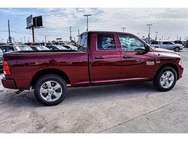 2018 Ram 1500 Quad Cab 4x2,  Pickup #JS325627 - photo 12