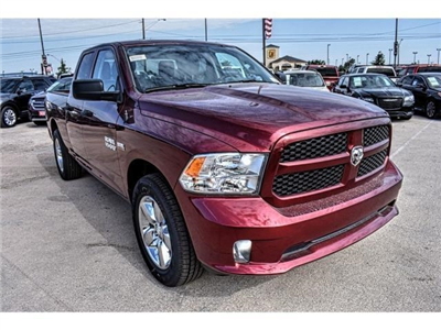 2018 Ram 1500 Quad Cab 4x2,  Pickup #JS325627 - photo 3
