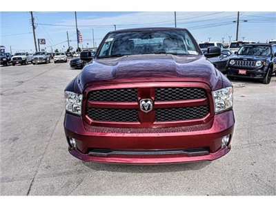 2018 Ram 1500 Quad Cab 4x2,  Pickup #JS325627 - photo 4
