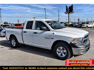 2018 Ram 1500 Quad Cab 4x4,  Pickup #JS327212 - photo 1