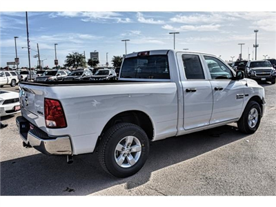 2018 Ram 1500 Quad Cab 4x4,  Pickup #JS327212 - photo 2