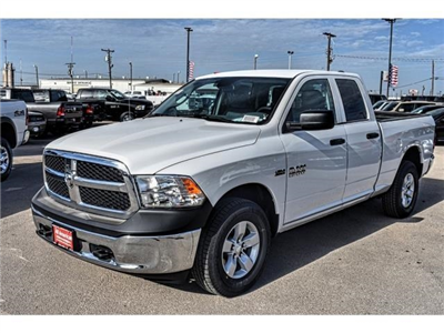 2018 Ram 1500 Quad Cab 4x4,  Pickup #JS327212 - photo 5