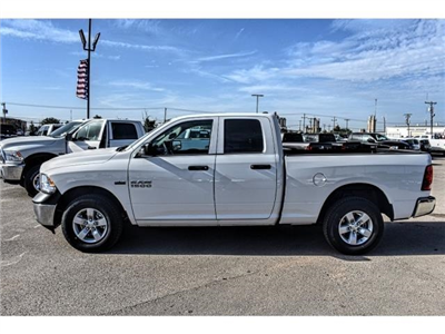 2018 Ram 1500 Quad Cab 4x4,  Pickup #JS327212 - photo 7