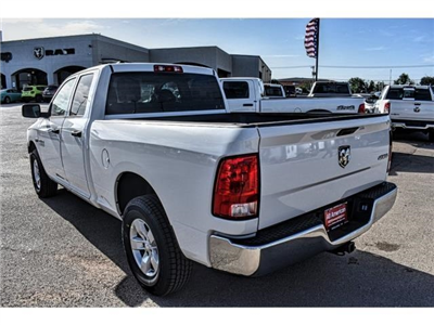 2018 Ram 1500 Quad Cab 4x4,  Pickup #JS327212 - photo 9