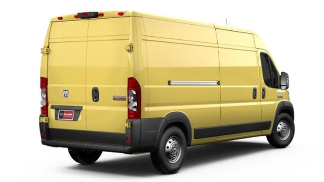 2019 ProMaster 2500 High Roof FWD,  Empty Cargo Van #KE505021 - photo 2