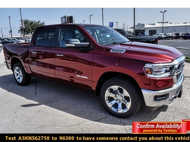 2019 Ram 1500 Crew Cab 4x2,  Pickup #KN562750 - photo 1