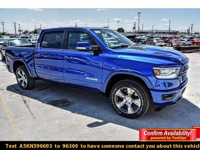 2019 Ram 1500 Crew Cab 4x2,  Pickup #KN590693 - photo 1