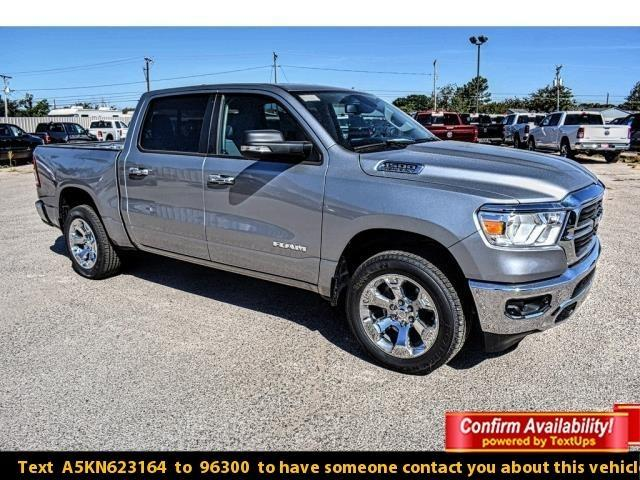 2019 Ram 1500 Crew Cab 4x4,  Pickup #KN623164 - photo 1