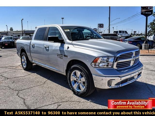 2019 Ram 1500 Crew Cab 4x2,  Pickup #KS537140 - photo 1