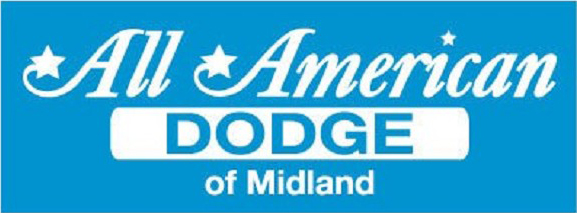 All American Chrysler Jeep Dodge of Midland logo