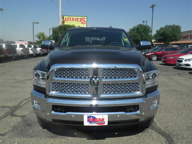 2017 Ram 2500 Mega Cab 4x4 Pickup #D10205 - photo 3