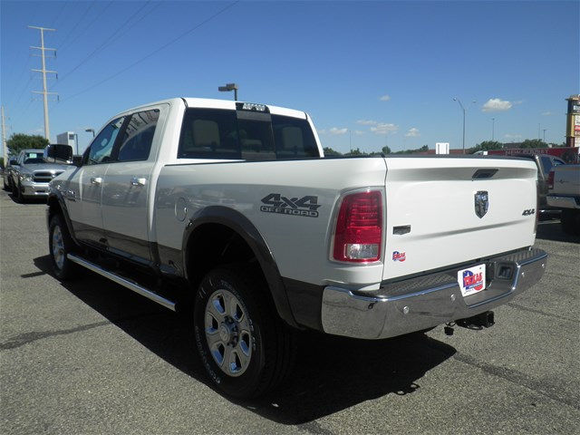 2017 Ram 2500 Crew Cab 4x4 Pickup #D10254 - photo 2