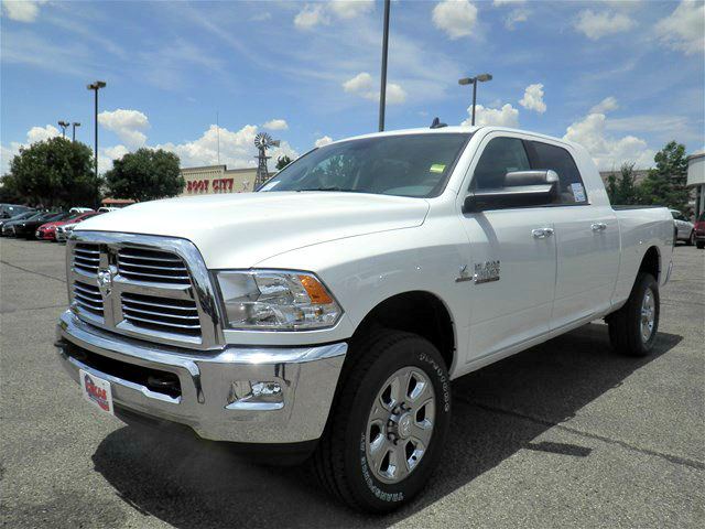 2017 Ram 2500 Mega Cab 4x4,  Pickup #D10289 - photo 1