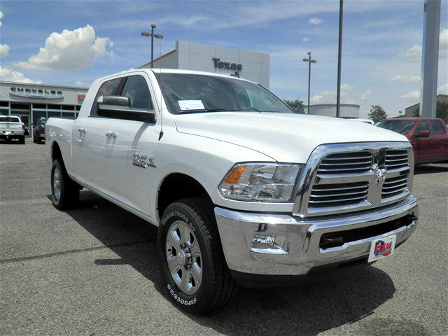 2017 Ram 2500 Mega Cab 4x4 Pickup #D10289 - photo 4