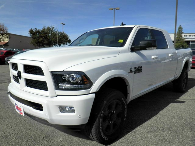 2017 Ram 2500 Mega Cab 4x4, Pickup #D10497T - photo 1