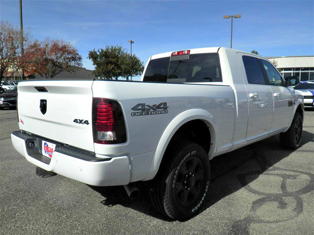 2017 Ram 2500 Mega Cab 4x4, Pickup #D10497T - photo 6