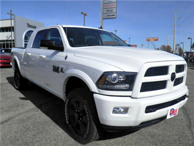 2017 Ram 2500 Mega Cab 4x4, Pickup #D10497T - photo 4