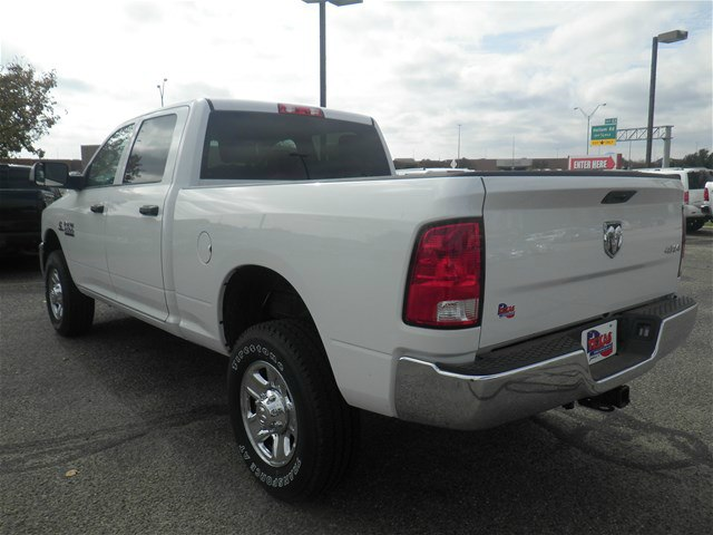 2018 Ram 2500 Crew Cab 4x4, Pickup #D10536T - photo 2