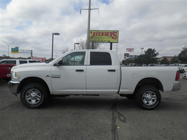 2018 Ram 2500 Crew Cab 4x4, Pickup #D10536T - photo 3