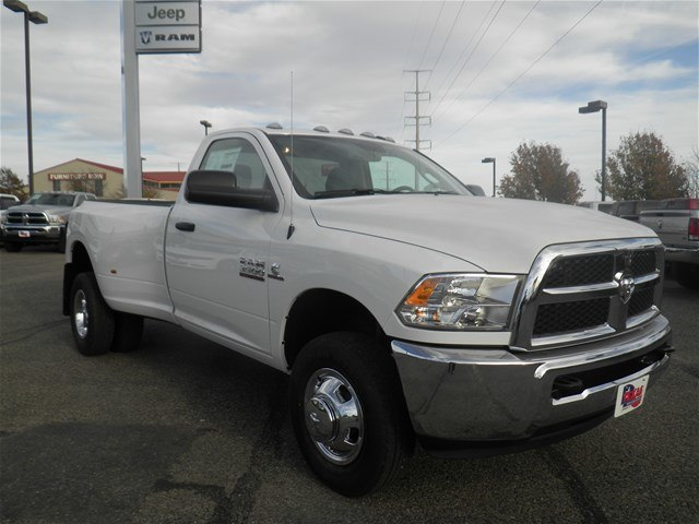 2018 Ram 3500 Regular Cab DRW 4x4, Pickup #D10539 - photo 4
