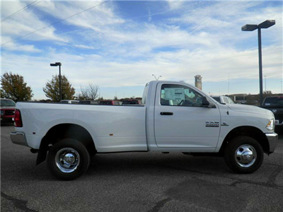 2018 Ram 3500 Regular Cab DRW 4x4, Pickup #D10539 - photo 5
