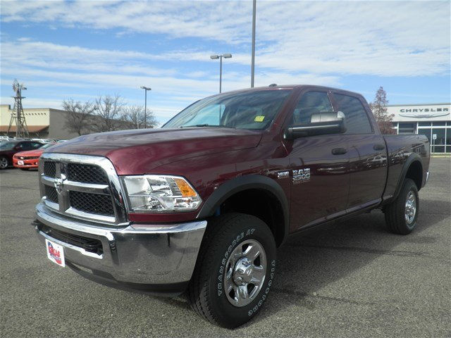 2018 Ram 2500 Crew Cab 4x4 Pickup #D10571T - photo 1