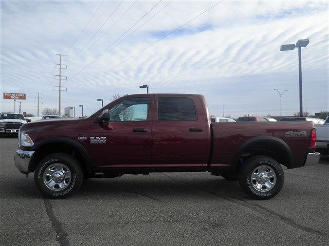 2018 Ram 2500 Crew Cab 4x4 Pickup #D10571T - photo 8