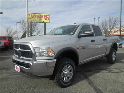2018 Ram 2500 Crew Cab 4x4 Pickup #D10573 - photo 1