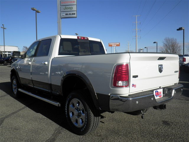2018 Ram 2500 Crew Cab 4x4, Pickup #D10578 - photo 2