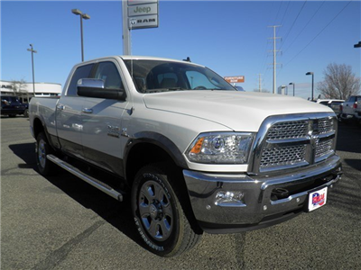 2018 Ram 2500 Crew Cab 4x4, Pickup #D10578 - photo 4