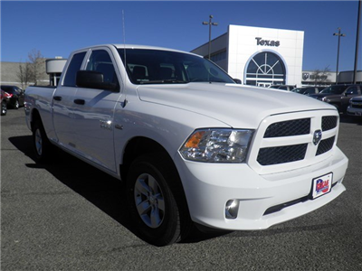 2018 Ram 1500 Quad Cab 4x4 Pickup #D10598 - photo 1